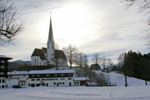 Kirche Maria Himmelfahrt, Bad Wiessee
