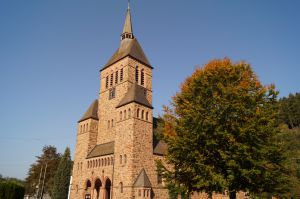Pfarrkirche St. Peter und Paul, Kirchhundem