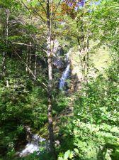 Laintal-Wasserfall, Mittenwald