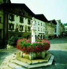 Rathausbrunnen, Berchtesgaden