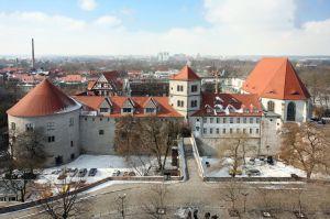 Moritzburg, Halle