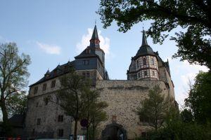 Schloss, Romrod