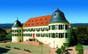 Schloss, Bad Bergzabern