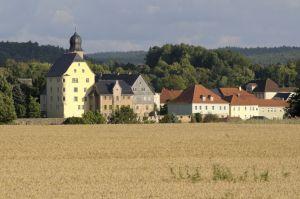 Schloss, Eisfeld