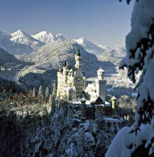 Schloss Neuschwanstein, Schwangau
