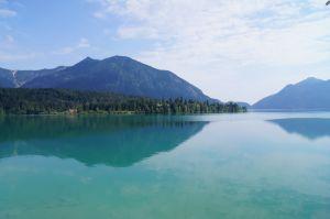 Walchensee, Kochel am See