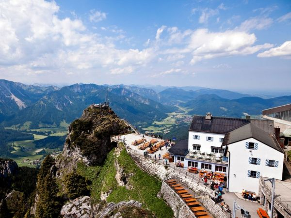 Bergstation Wendelstein