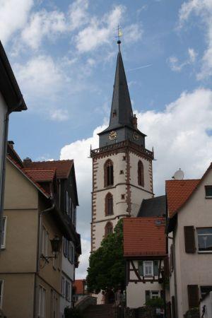 St Ursula Kirche