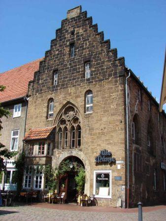 Steinhaus Alte Münze Minden Sehenswürdigkeiten