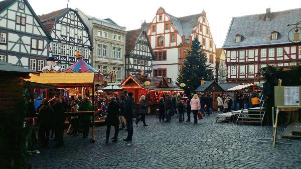 Alsfeld Weihnachtsmarkt.Alsfelder Weihnachtsmarkt Alsfeld Weihnachtsmärkte