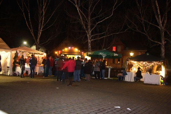 Weihnachtsmarkt Bleichenbach