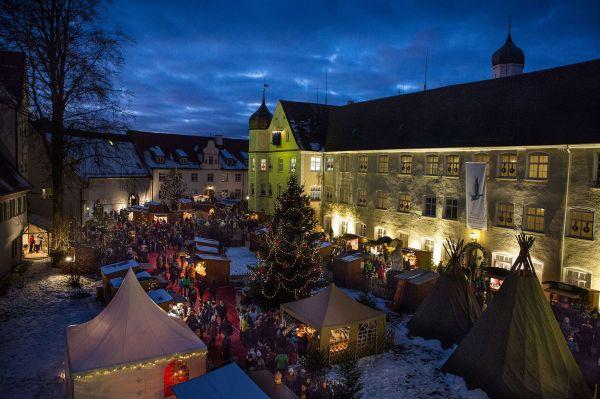 Weihnachtsmarkt Isny