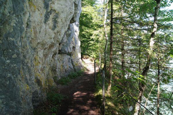 Felsenweg Kochelsee