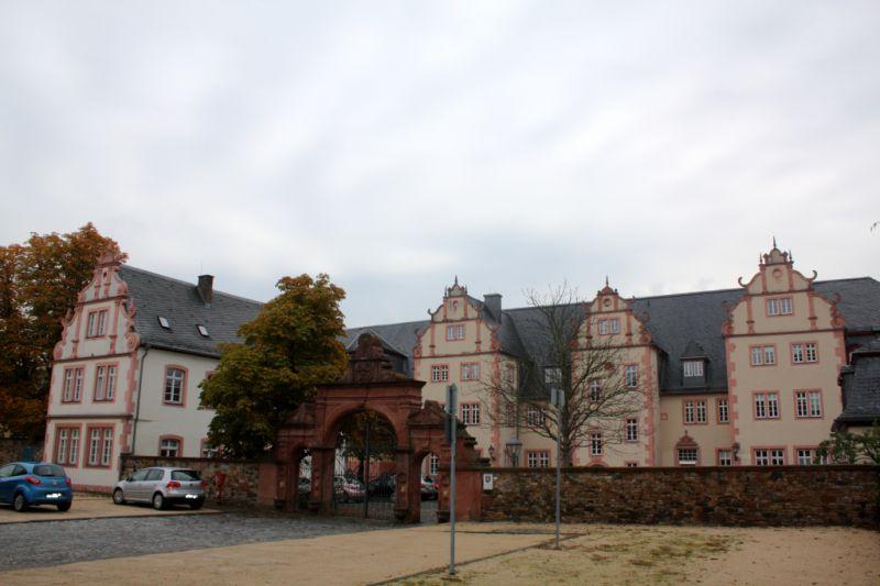 Fotos Friedberg Hessen Burg Finanzamt Jpg