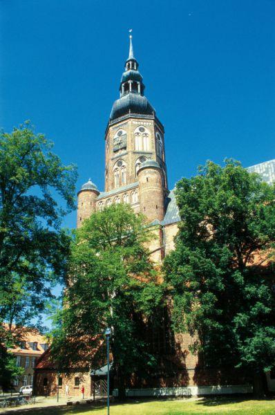St Nikolai Greifswald