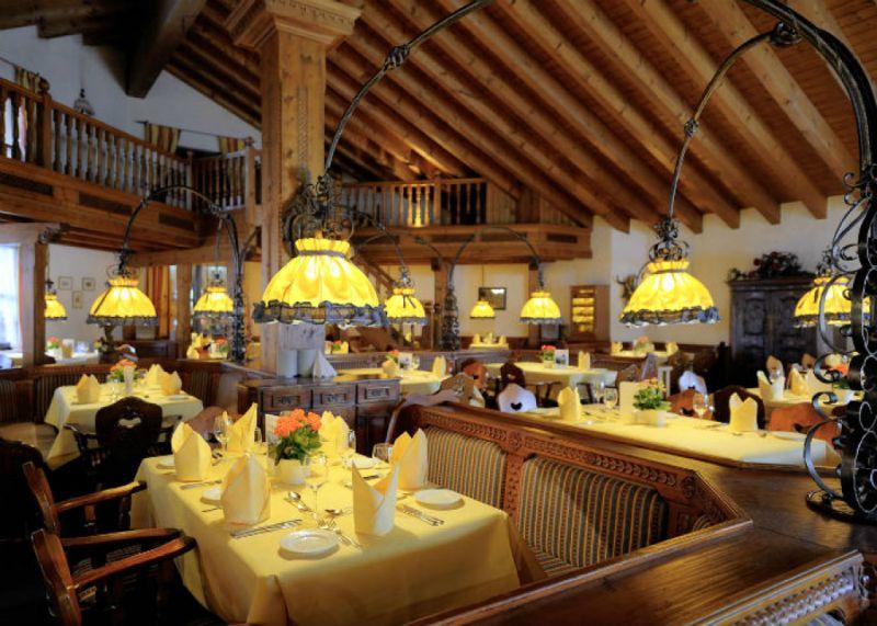 Restaurant Garmisch Partenkirchen
