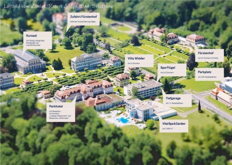 Fotos Dorint Bad Brückenau Dorint Resort Spa Bad Brueckenau