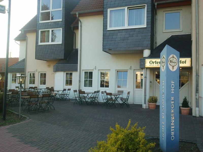 Hotel Restaurant Ortenberger Hof Ortenberg
