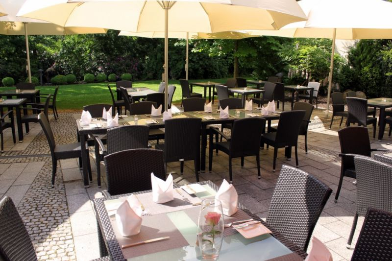 Lindner Hotel Leipzig Restaurant