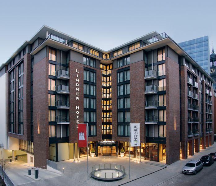 Bilder Hotel Marriott Hamburg