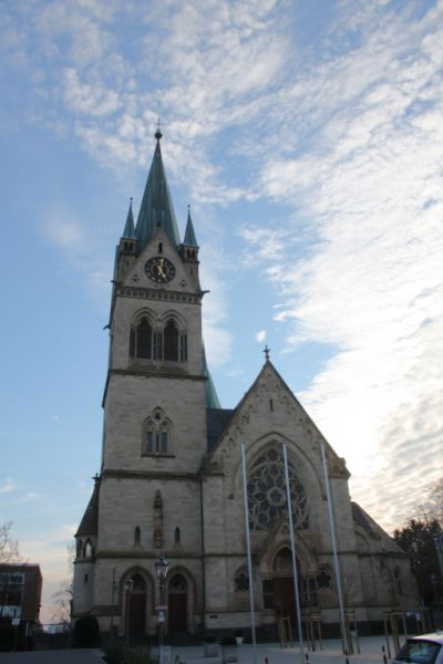 Fotos Bad Homburg - Marien-Kirche-Bad-Homburg.JPG