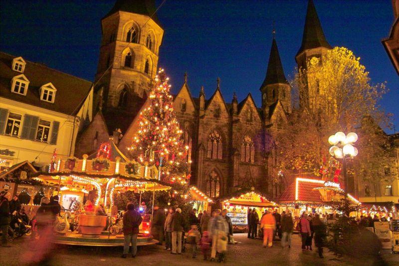 Fotos kaiserslautern weihnachtsmarkt Designhotel rheinland pfalz