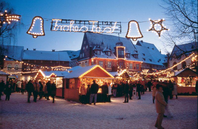 Goslar Weihnachtsmarkt.Fotos Goslar Weihnachtsmarkt Goslar Jpg