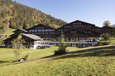 Alpenhotel and Spa, Saanen
