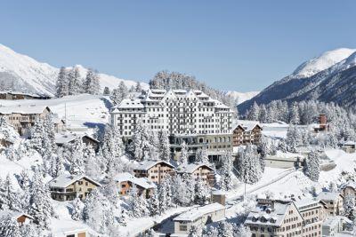 Carlton Hotel St Moritz, Sankt Moritz