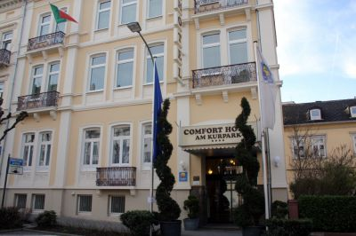 Comfort Hotel Am Kurpark, Bad Homburg