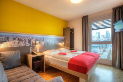 MEININGER Hotel Frankfurt Messe