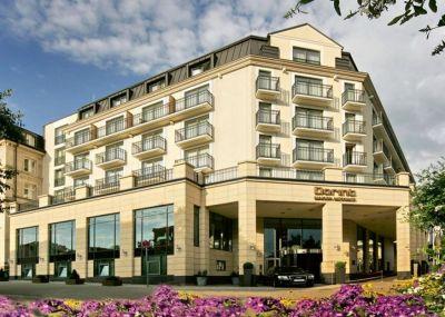 Hotel Maison Messmer, Baden-Baden