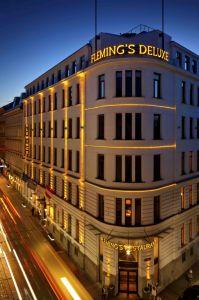 Fleming s Deluxe Hotel Wien-City