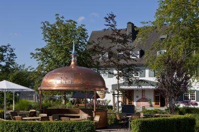 Gästehaus im Waldpark