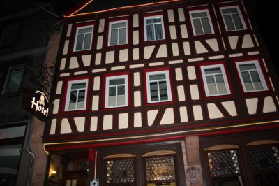 Grimmelshausen Hotel Garni, Gelnhausen