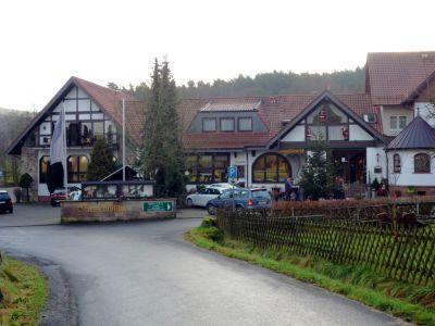 Hotel Landgasthof Hessenmühle, Großenlüder
