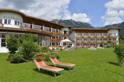 Hotel Alpenhof, Oberstdorf