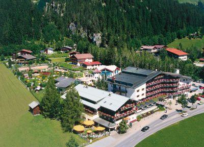 Hotel Alpenrose, Elbigenalp