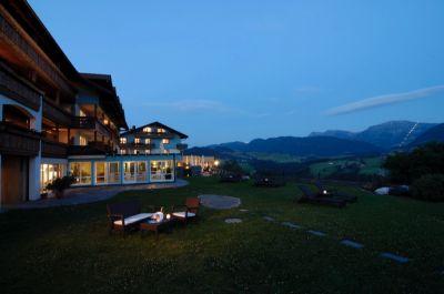 Hotel Bergkristall Oberstaufen