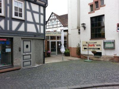 Hotel Bleffe, Büdingen