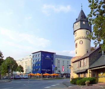 Best Western Premier IB Hotel Friedberger Warte, Frankfurt am Main