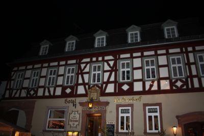 Hotel Restaurant Fürstenhof, Büdingen