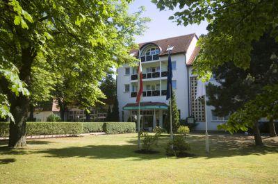 Parkhotel Klüschenberg, Plau