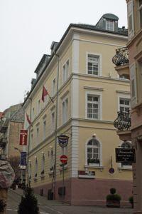 Hotel MERKUR, Baden-Baden
