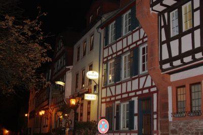 Hotel Schelm von Bergen, Gelnhausen