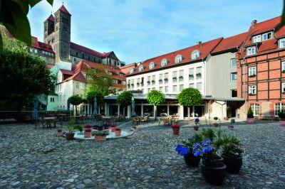 Best Western Plus Hotel Schlossmühle, Quedlinburg