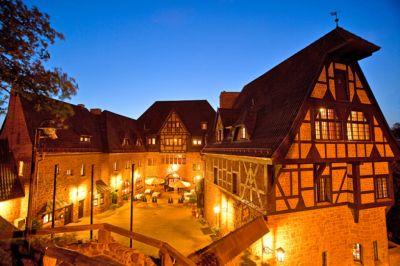 Hotel auf der Wartburg, Eisenach