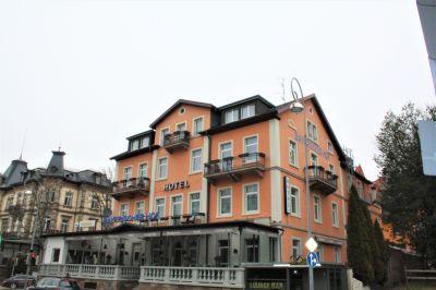 Hotel am Festspielhaus Bayerischer Hof, Baden-Baden