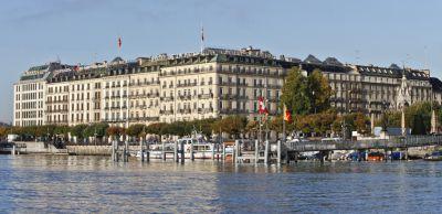 Hotel de la Paix, Genf