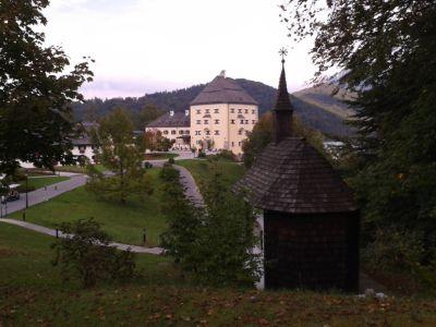 Hotel Schloss Fuschl, Hof bei Salzburg